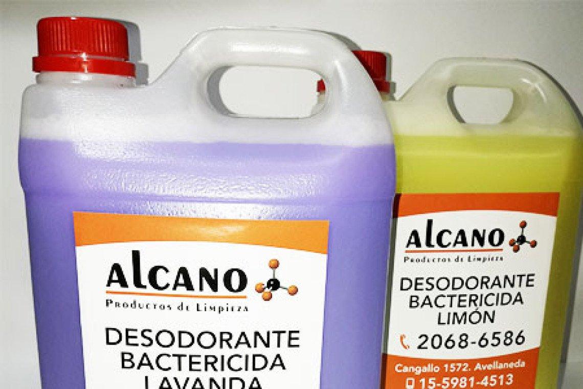 Desodorante-Bactericida